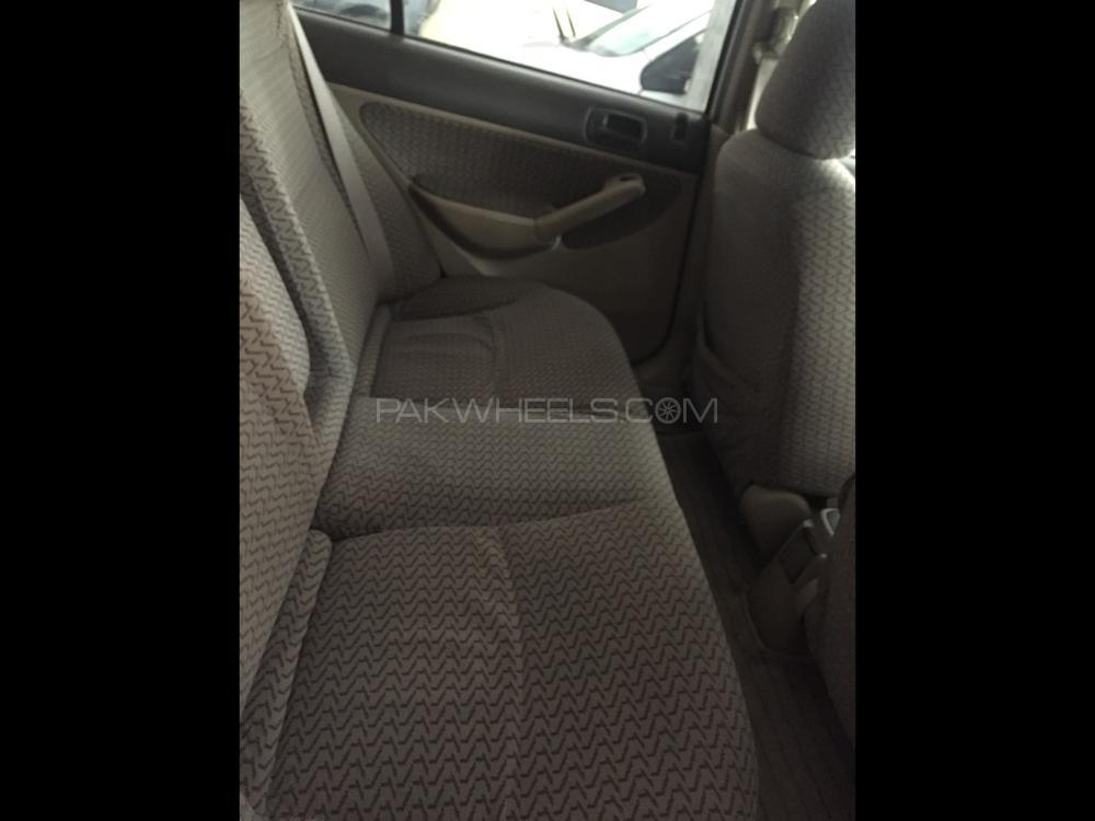 Honda Civic VTi Oriel Prosmatec 1.6 2006 Image-1