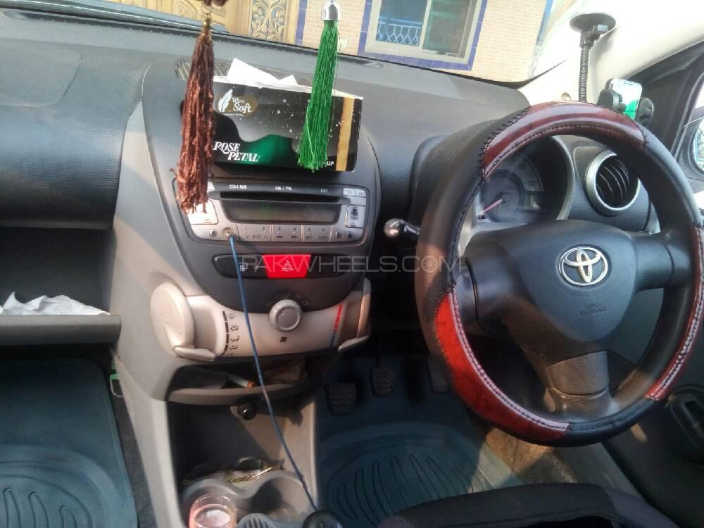 Toyota Aygo Standard 2006 Image-1