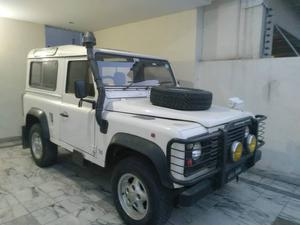 Land Rover Defender Cars for sale in Pakistan | PakWheels