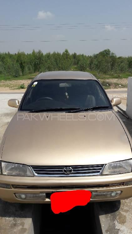 Toyota Corolla 2.0D Special Edition 1998 Image-1