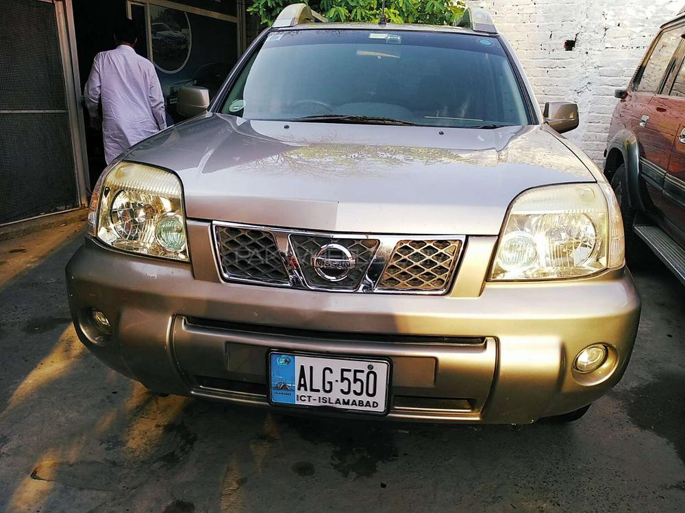 Nissan X Trail 2.0 GT 2006 Image-1