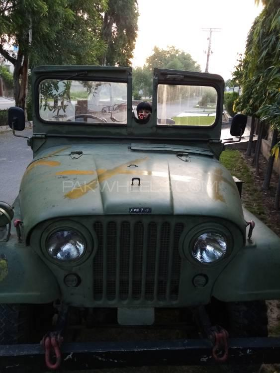 Willys M38 1971 Image-1