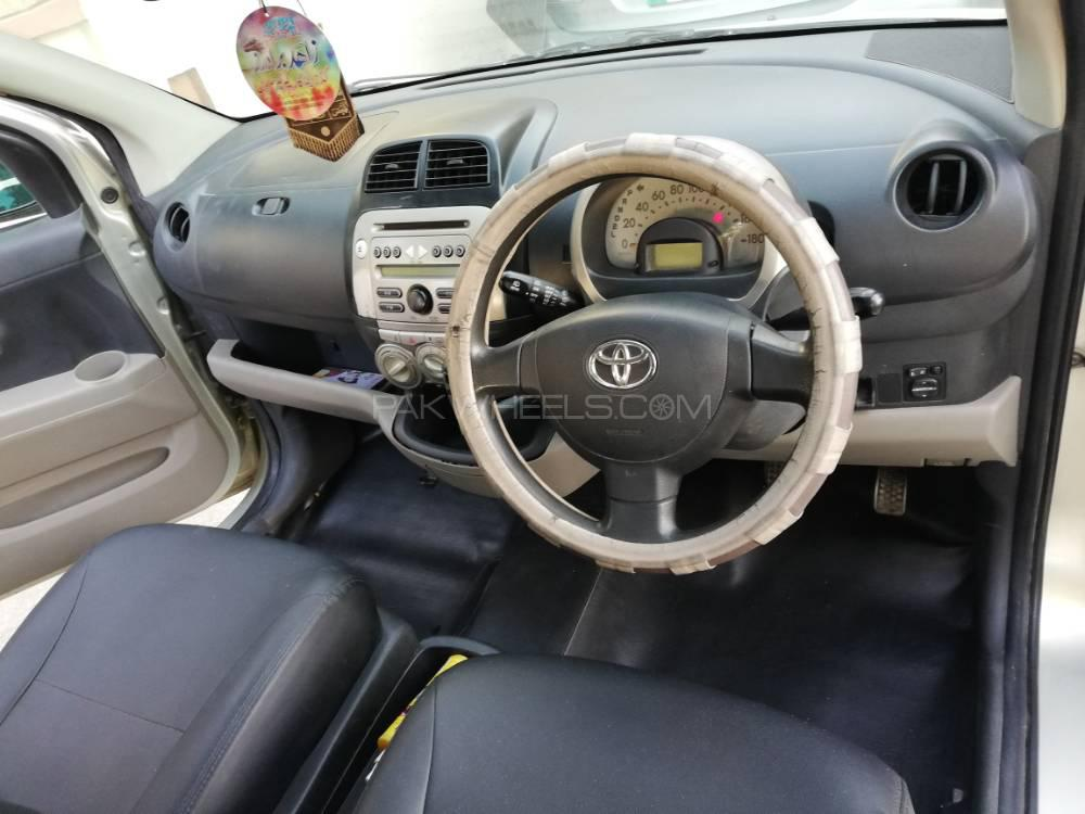 Toyota Passo X V Package 2006 Image-1