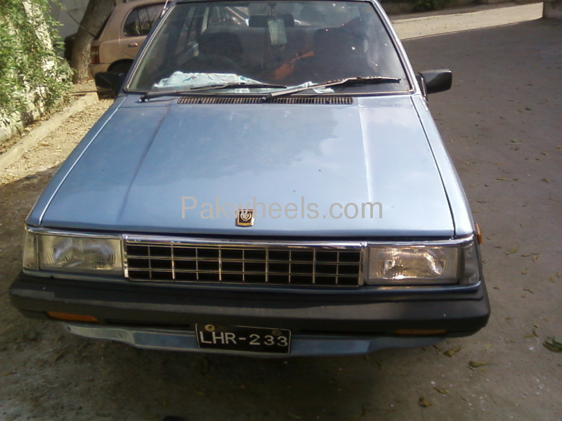 Nissan Sunny IDLX 1986 Image-5