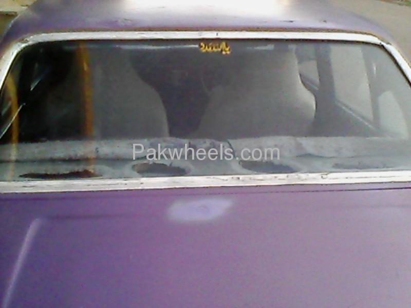 Toyota Corolla 1974 Image-7