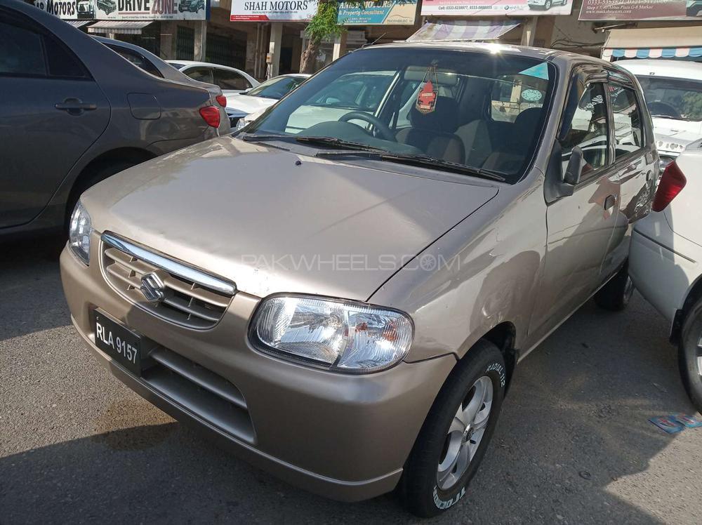 Suzuki Alto VXR 2005 Image-1