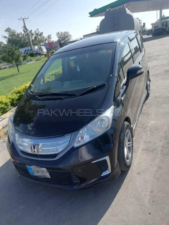 Honda Freed 2012 Image-1