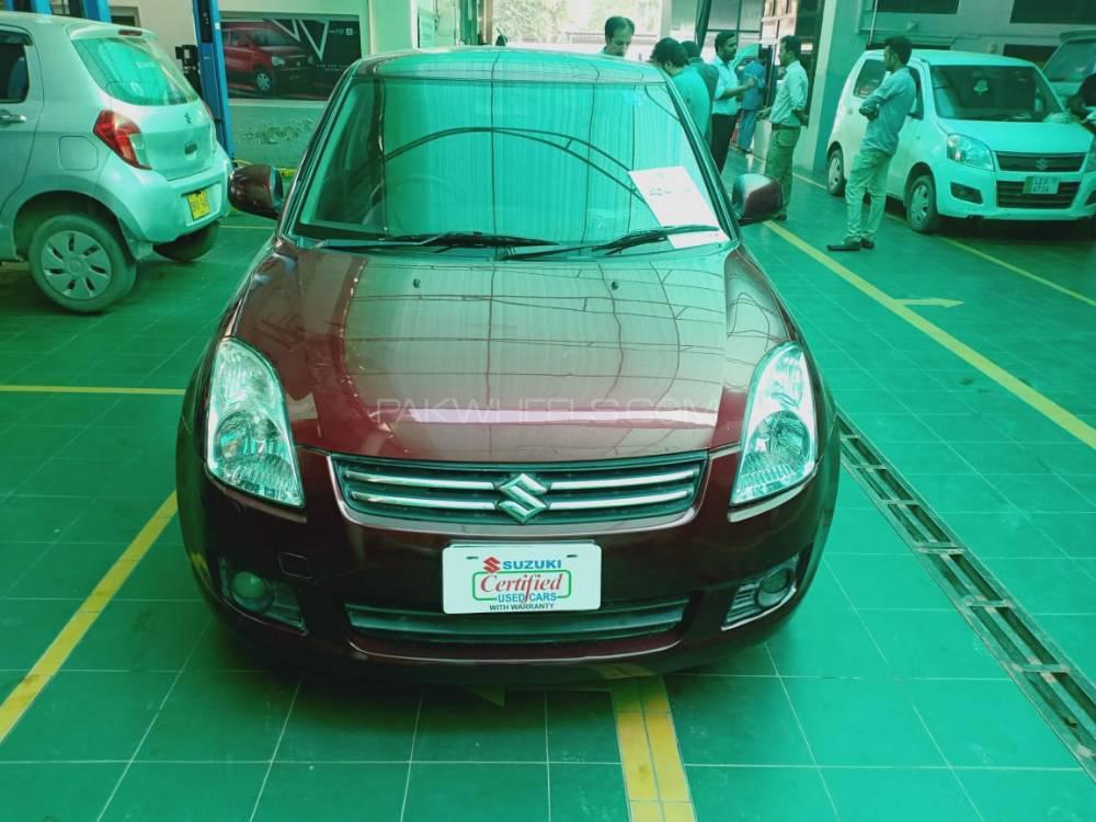 Suzuki Swift DLX Automatic 1.3 2014 Image-1