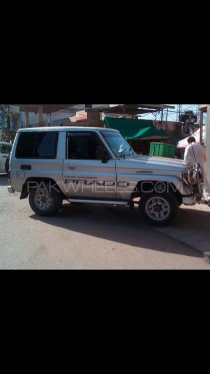 Toyota Land Cruiser 1985 for sale in Murree | PakWheels