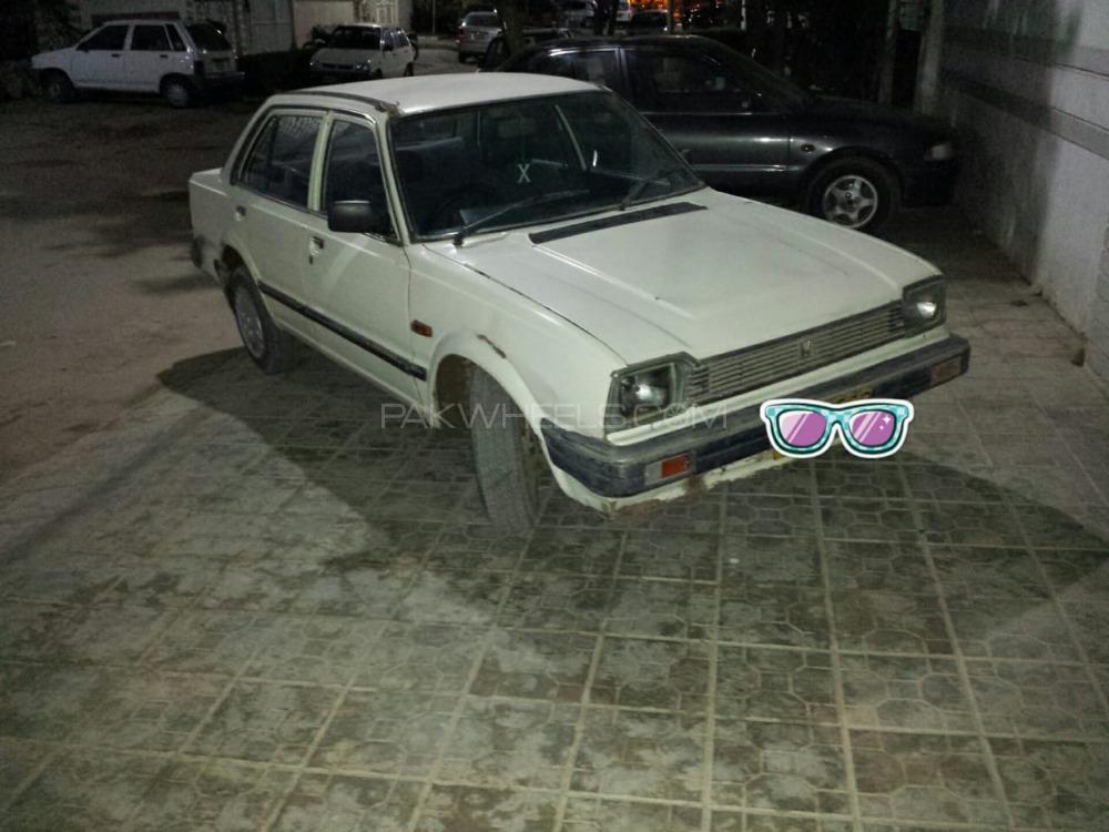 Honda Civic 1982 Image-1