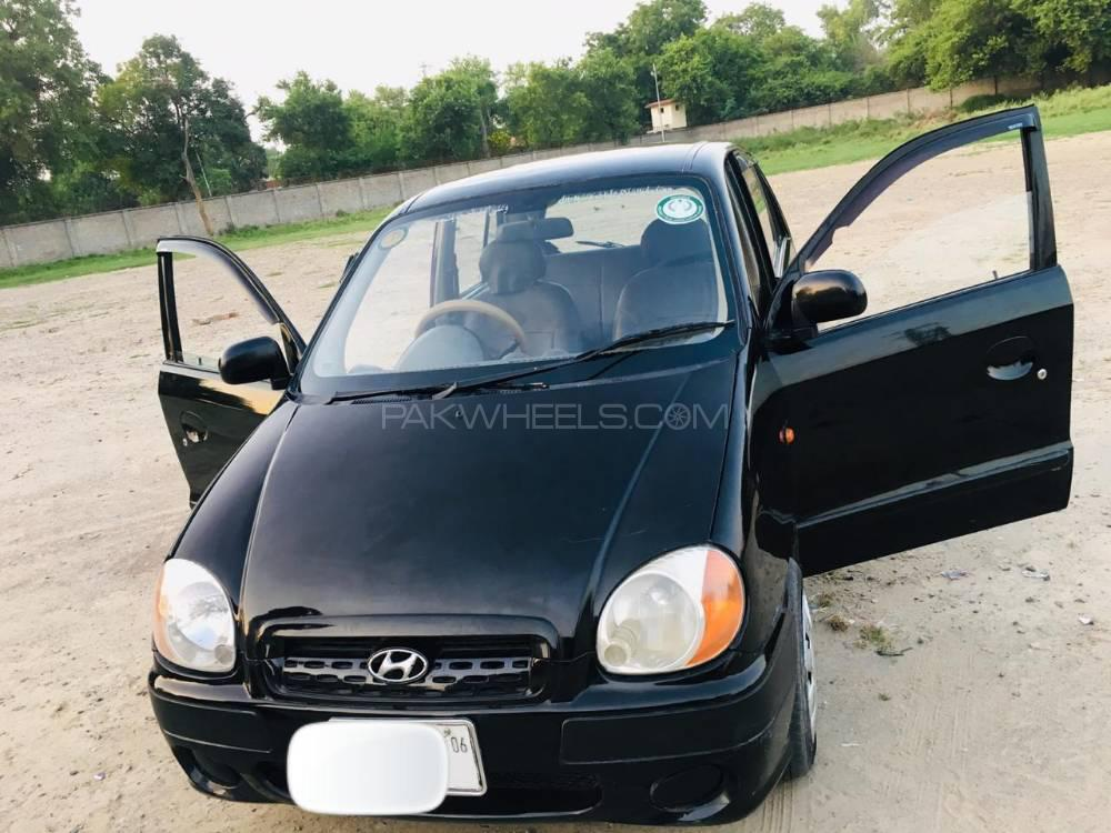 Hyundai Santro Club GV 2006 Image-1