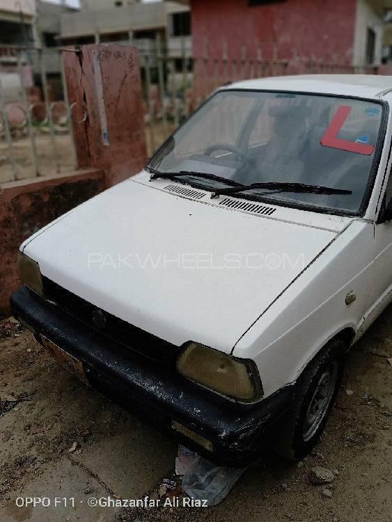 Suzuki Mehran VXR 1993 Image-1