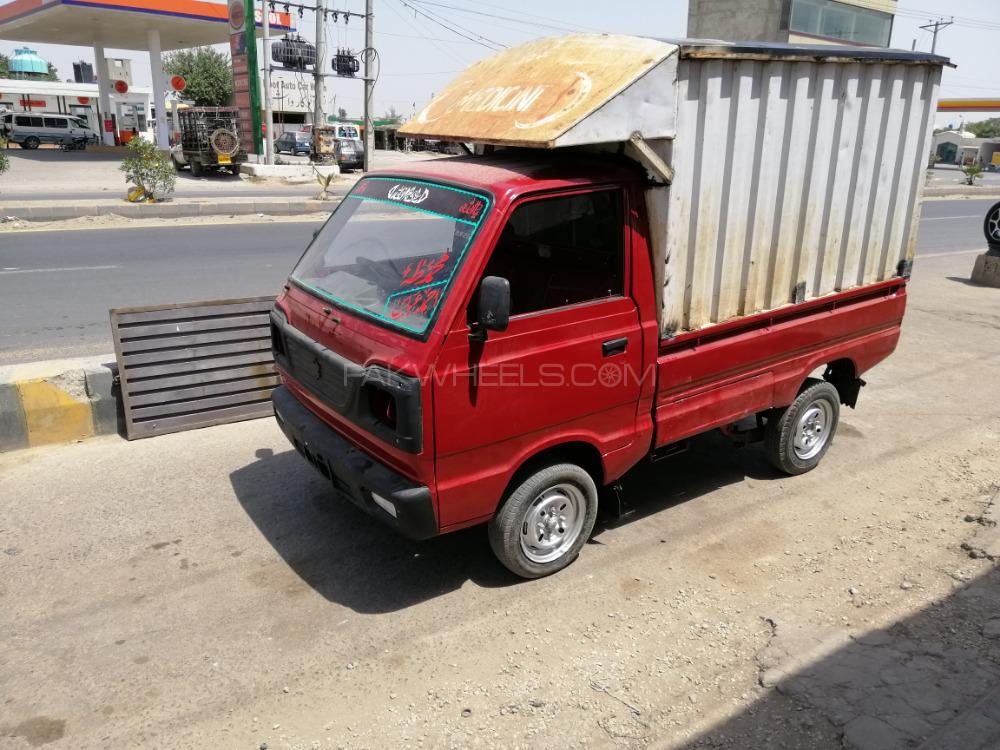 Suzuki Ravi 1998 Image-1