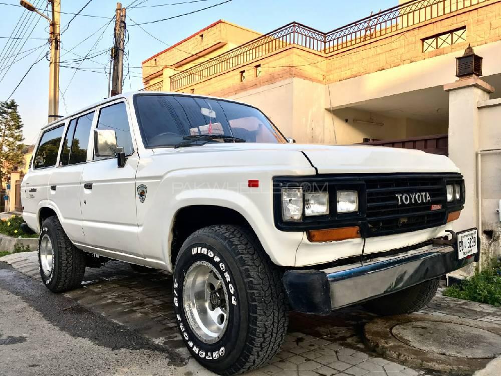 Toyota Land Cruiser VX Limited 4.2D 1986 Image-1