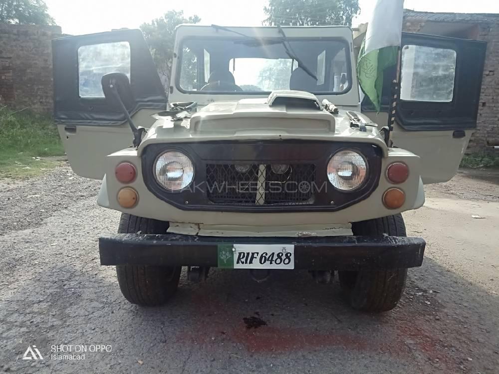 Suzuki Lj80 1978 Image-1