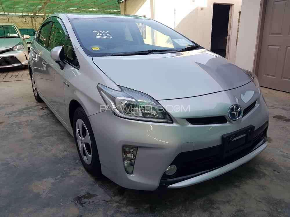 Toyota Prius S My Coorde 1.8 2015 Image-1