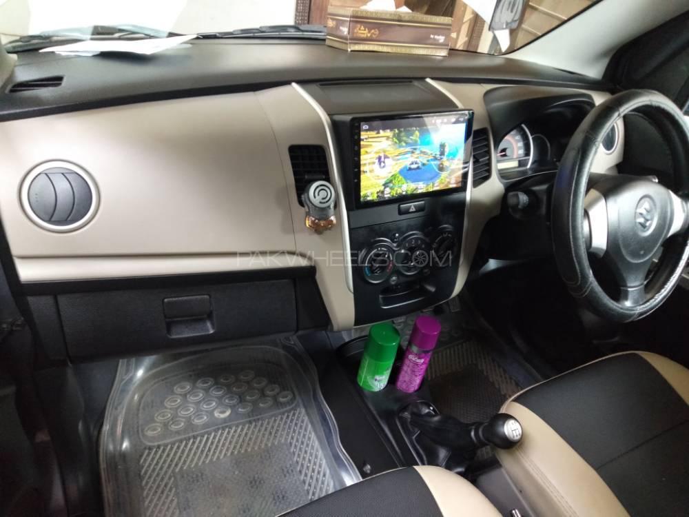 Suzuki Wagon R 2017 Image-1