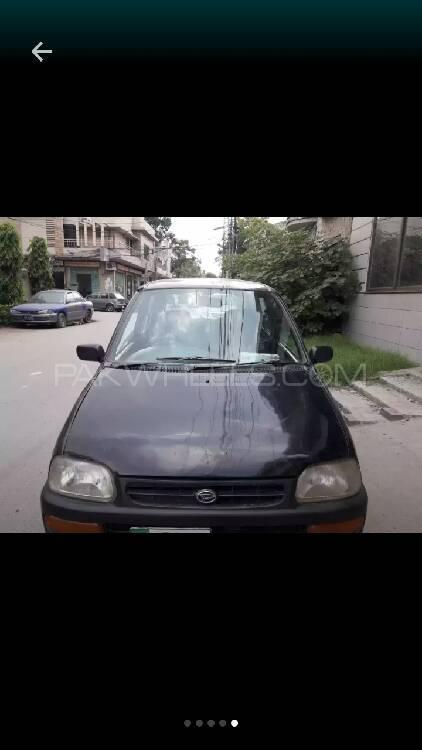 Daihatsu Cuore CL 2002 Image-1