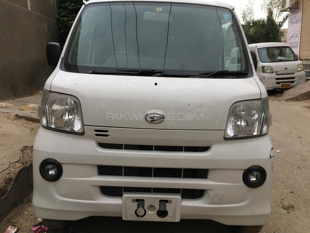 Daihatsu Hijet Special 2013 Image-1