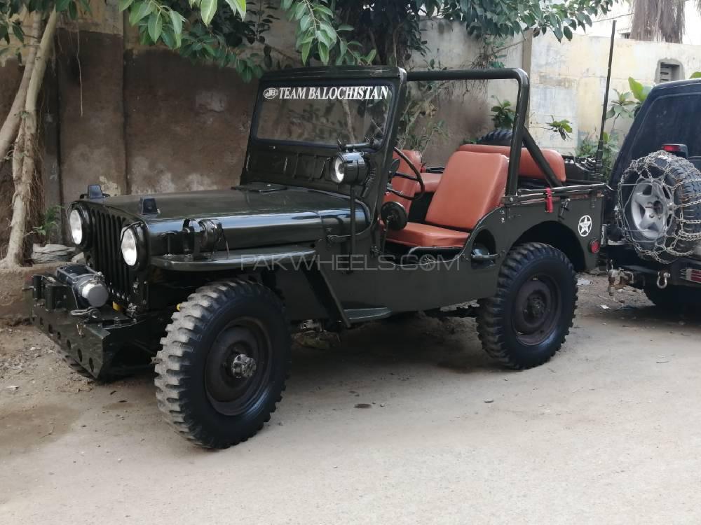 Jeep Oiiio 1960 Image-1
