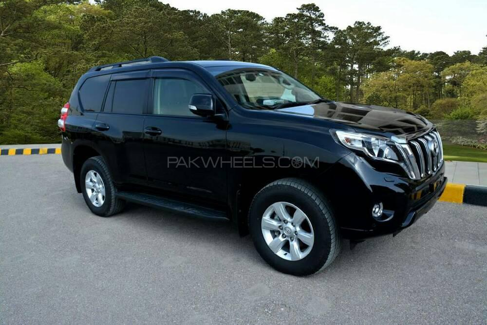 Toyota Prado TX 2.7 2017 Image-1
