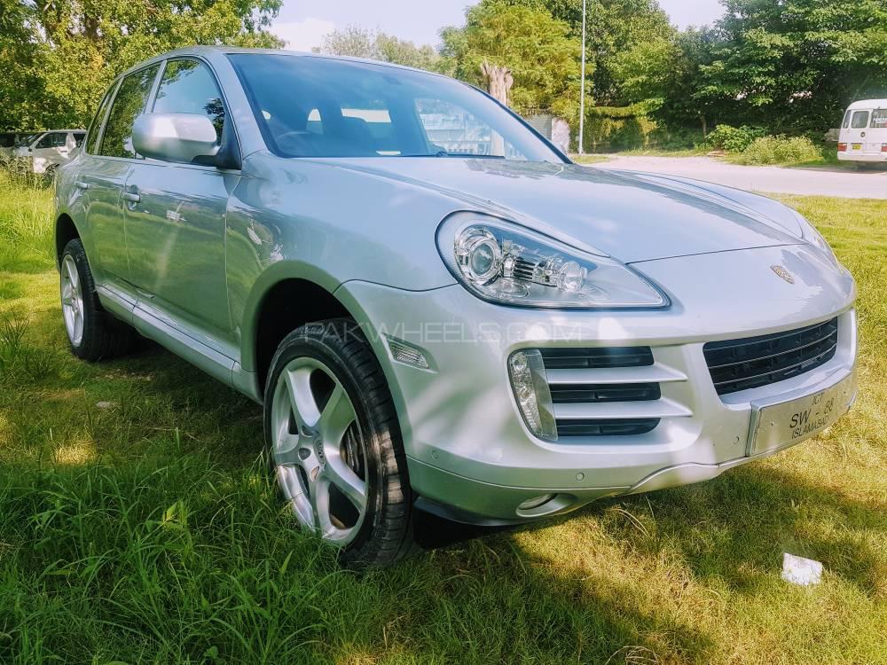 Porsche Cayenne 2008 Image-1