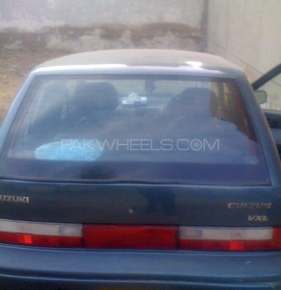 Suzuki Cultus VXL (CNG) 2006 for sale in Karachi | PakWheels