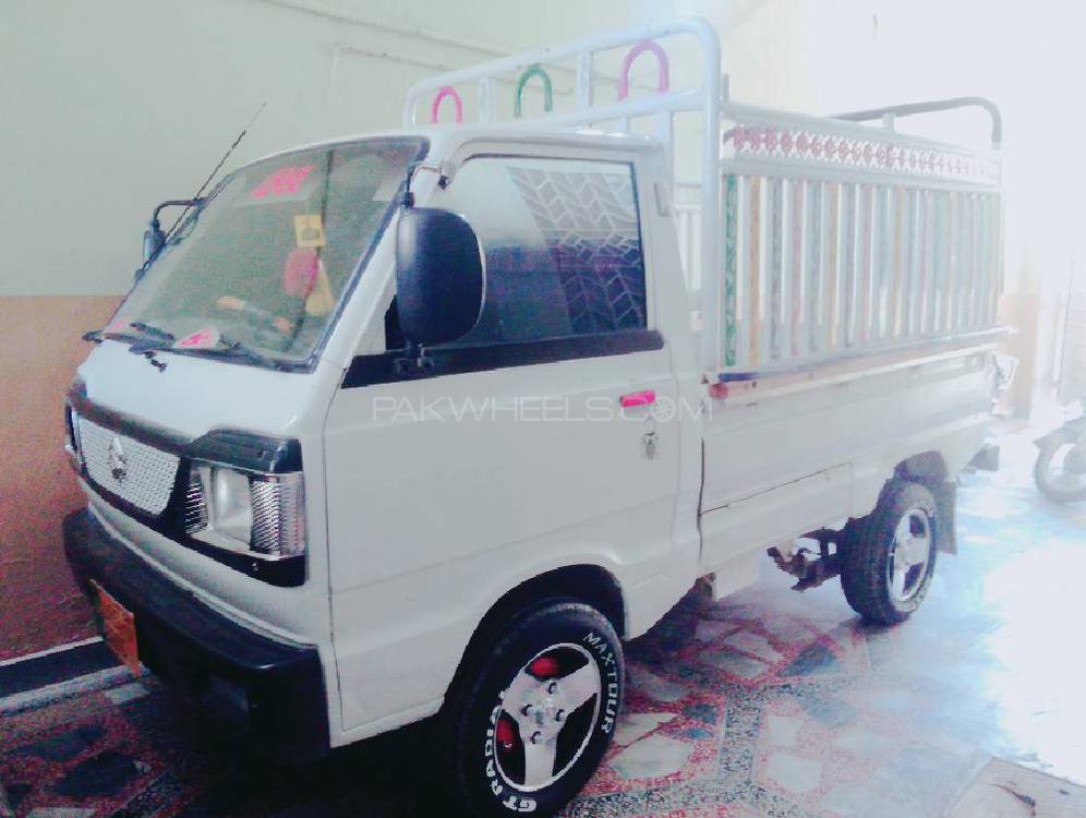Suzuki Ravi 2009 Image-1
