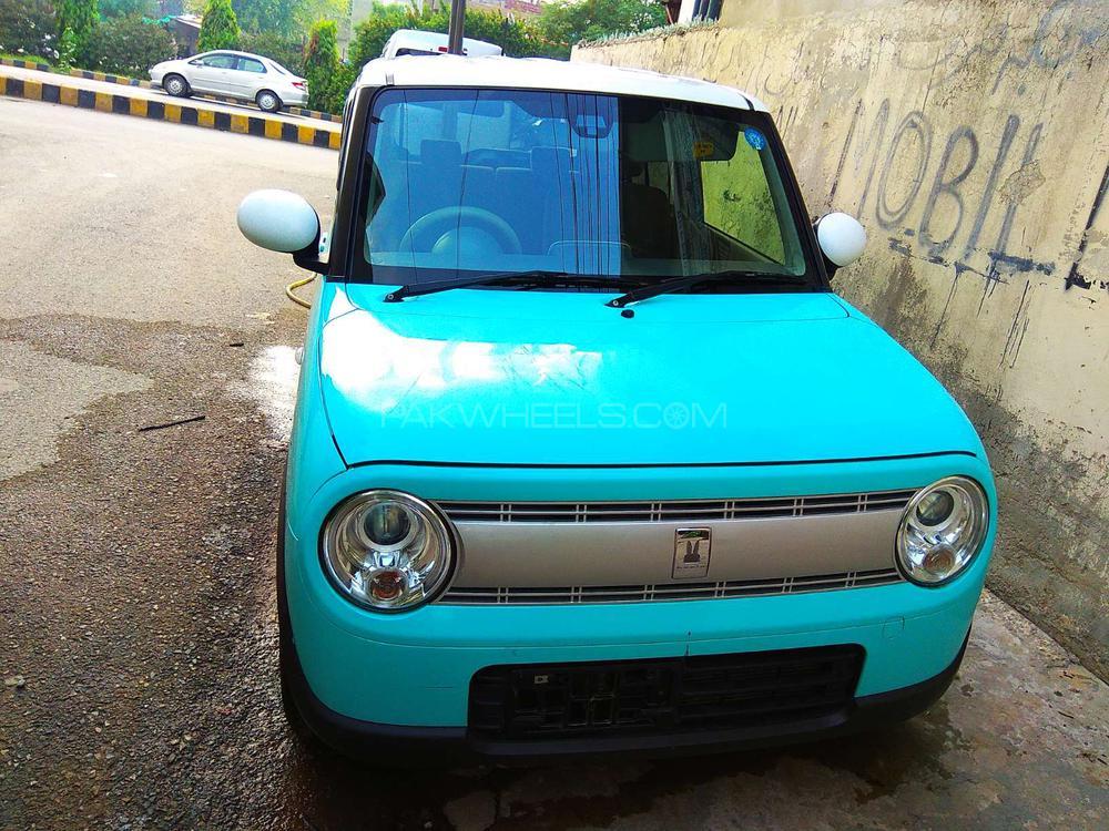 Suzuki Alto Lapin G 2015 Image-1