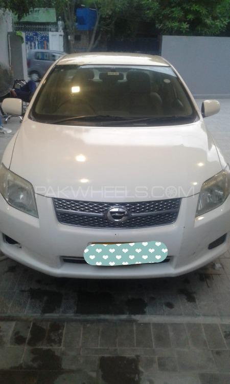 Toyota Corolla Axio X 1.5 2012 Image-1