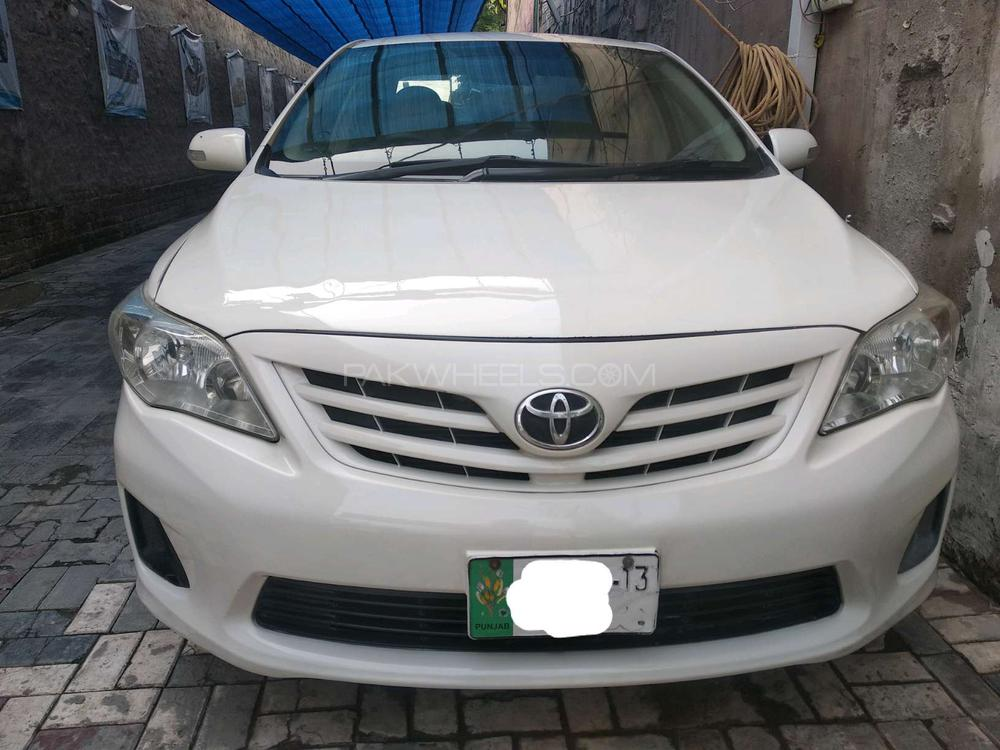 Toyota Corolla XLi VVTi 2013 Image-1