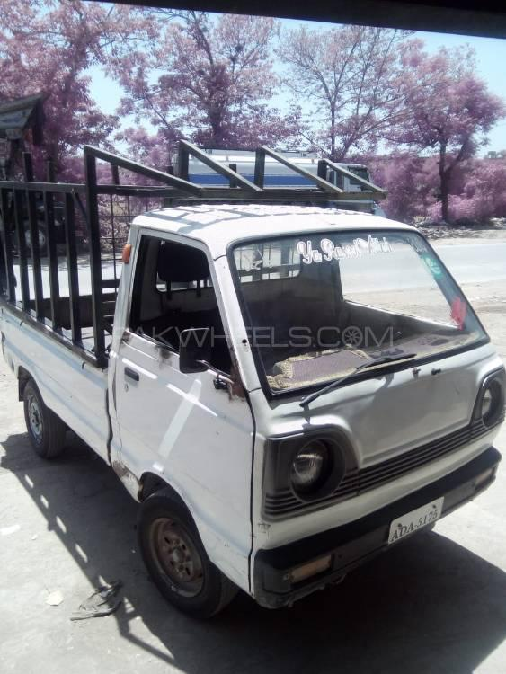 Suzuki Ravi PICKUP STD VX 1990 Image-1