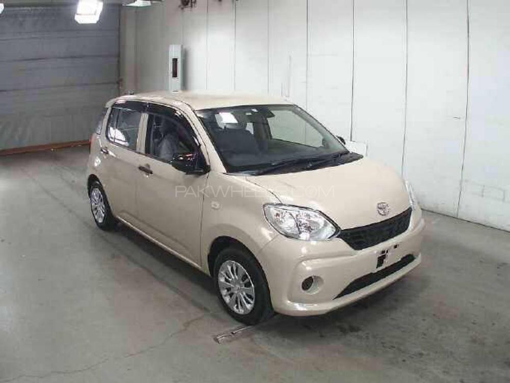 Toyota Passo X V Package 2016 Image-1