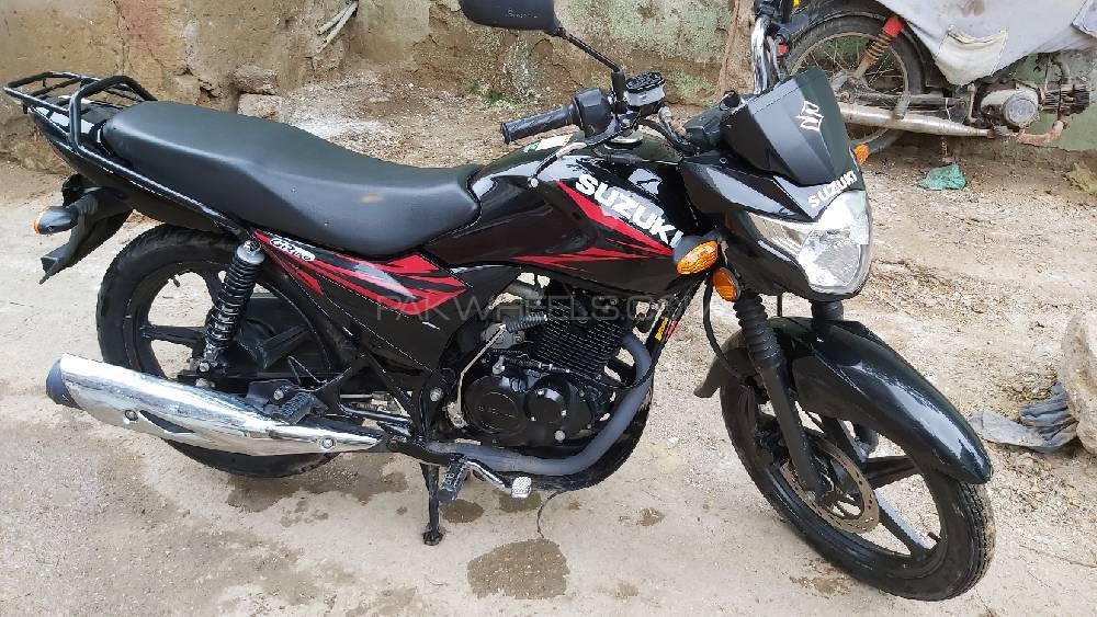 Used Suzuki GR 150 2018 Bike for sale in Karachi - 247911 | PakWheels