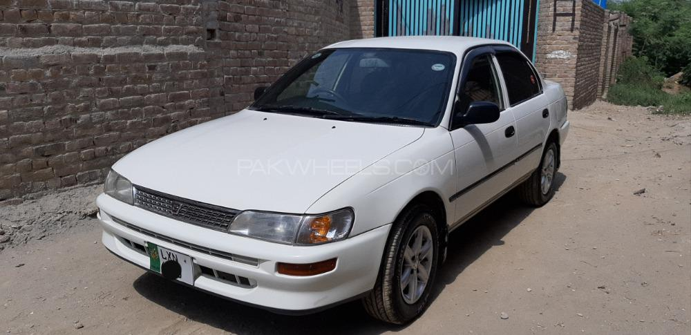 Toyota Corolla 2000 For Sale In Charsadda Pakwheels