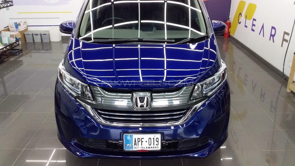 Honda Freed Hybrid G Honda Sensing 2016 Image-1