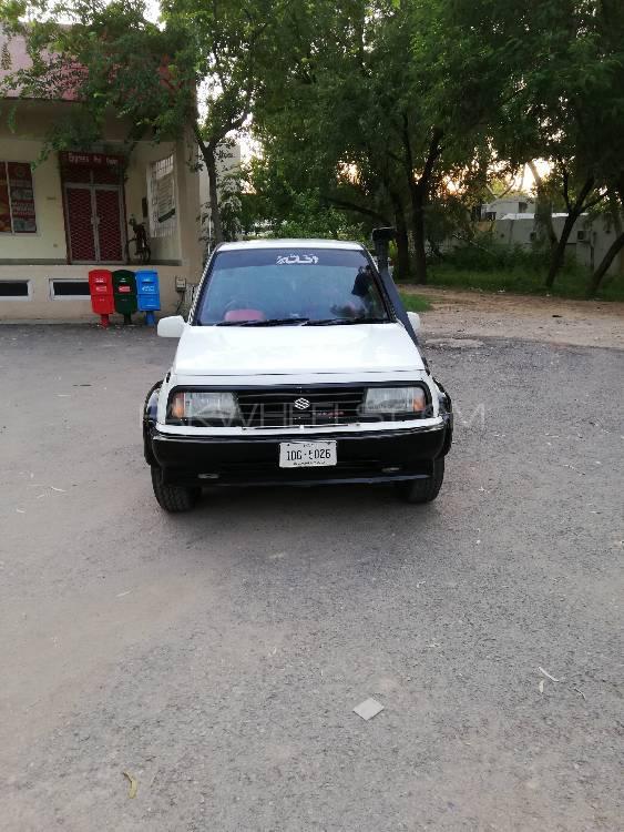 Suzuki Vitara GLX 1.6 1990 Image-1