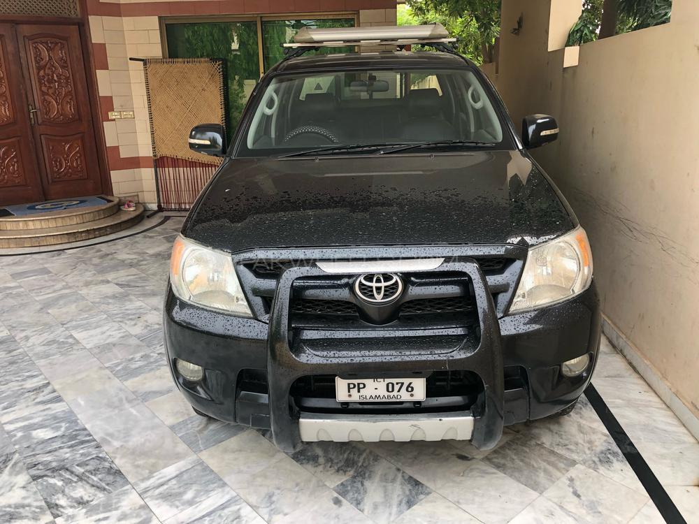 Toyota Hilux D-4D 2009 Image-1