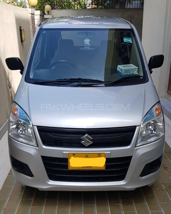 Suzuki Wagon R VXR 2018 for sale in Karachi | PakWheels
