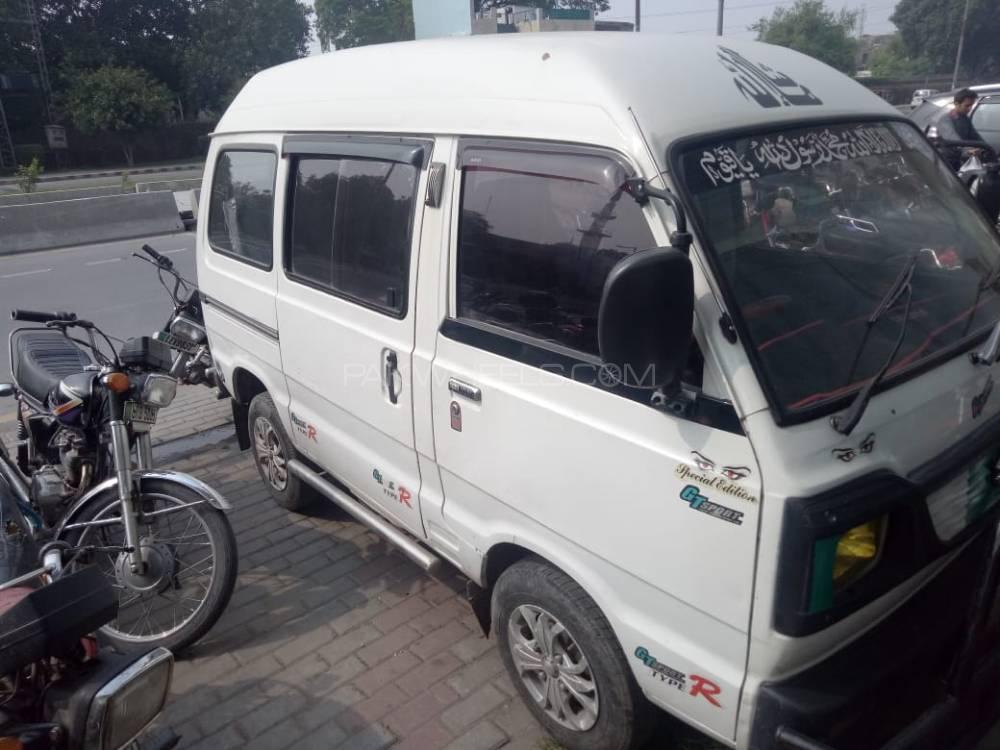 Suzuki Bolan VX Euro II 2014 Image-1