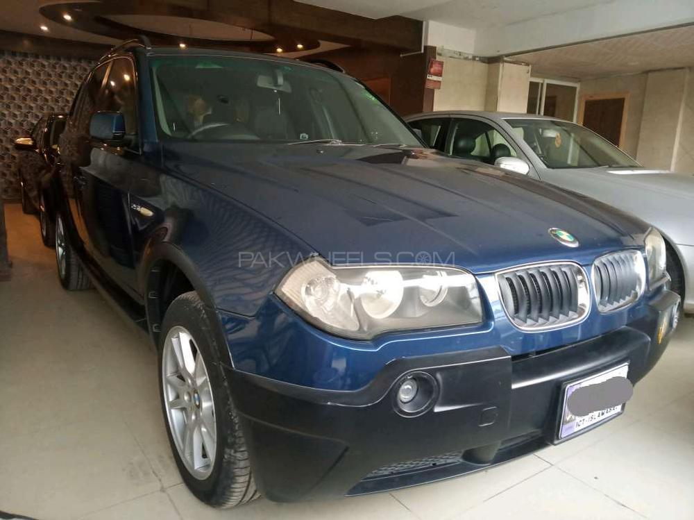 BMW X3 Series 25i 2005 Image-1