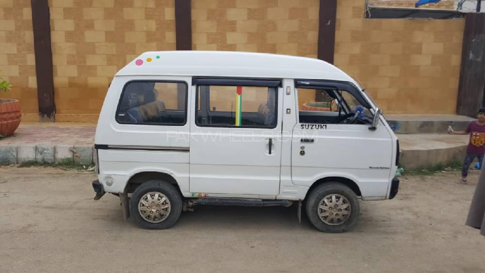 Suzuki Bolan GL 2002 Image-1