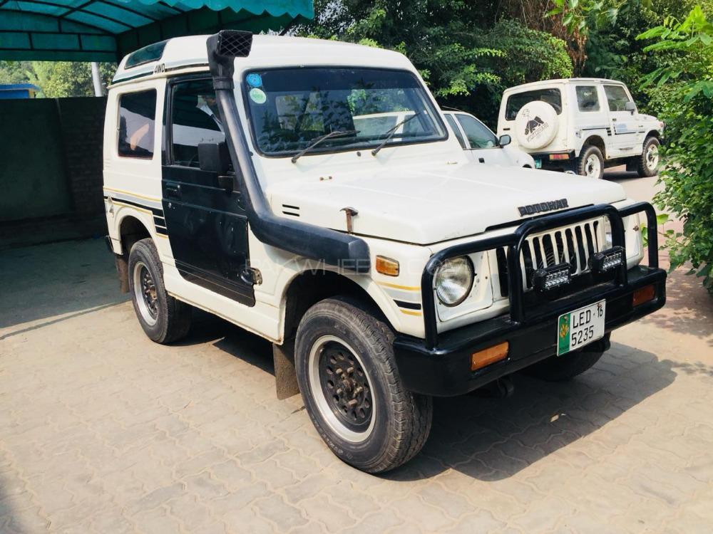 Suzuki Potohar Basegrade 1992 Image-1