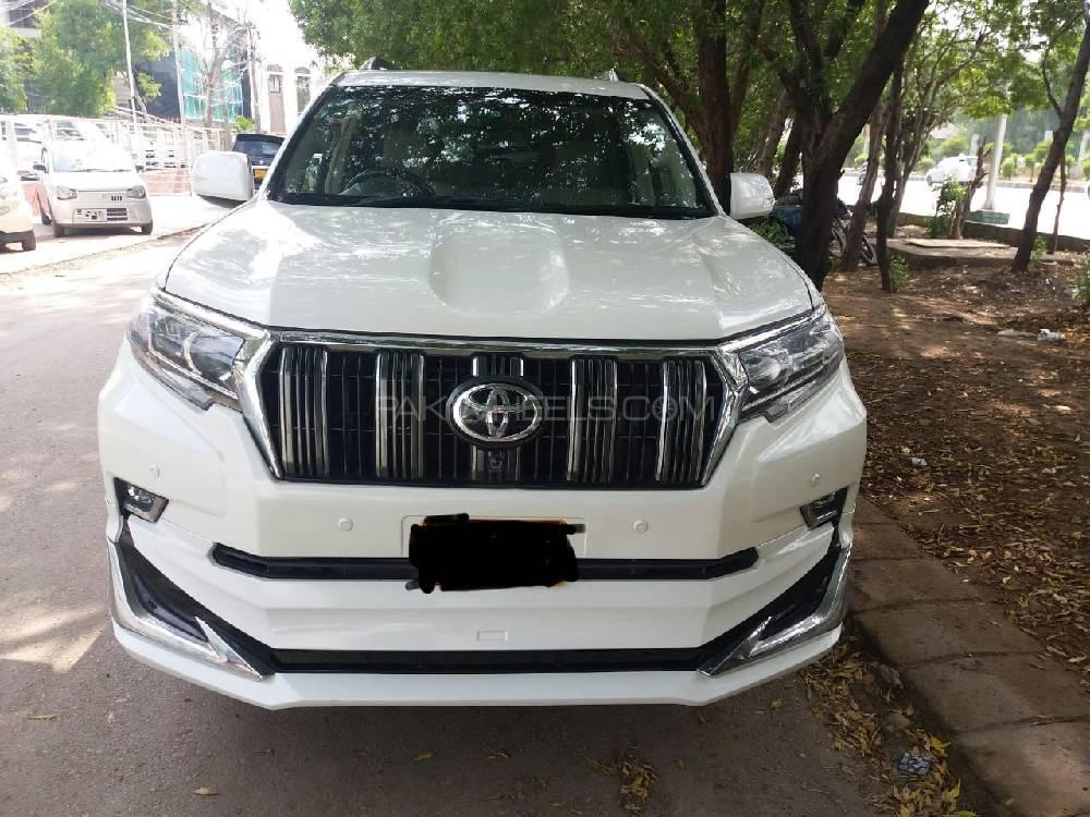 Toyota Prado TZ G 4.0 2013 Image-1