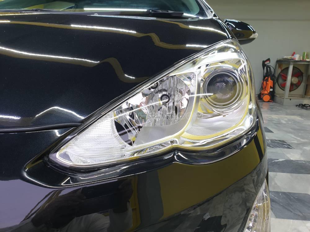 Toyota Aqua G LED Soft Leather Selection  2015 Image-1