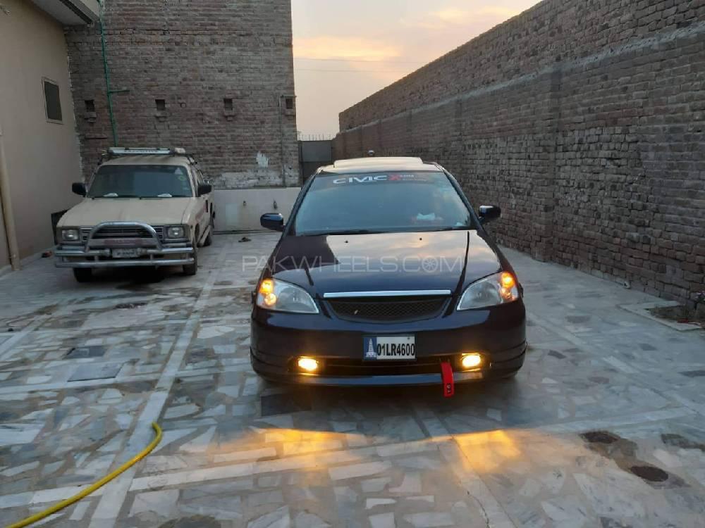 Honda Other 2001 Image-1