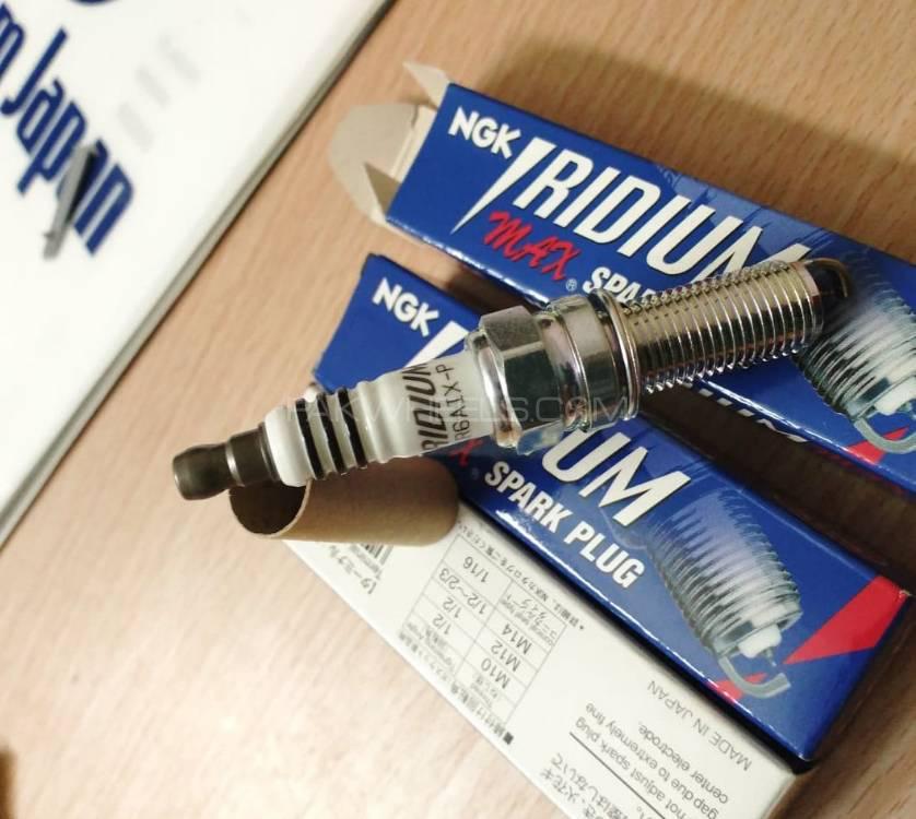 NGK Original Japanese Plugs  Image-1