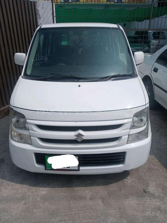 Suzuki Wagon R FX 2007 Image-1
