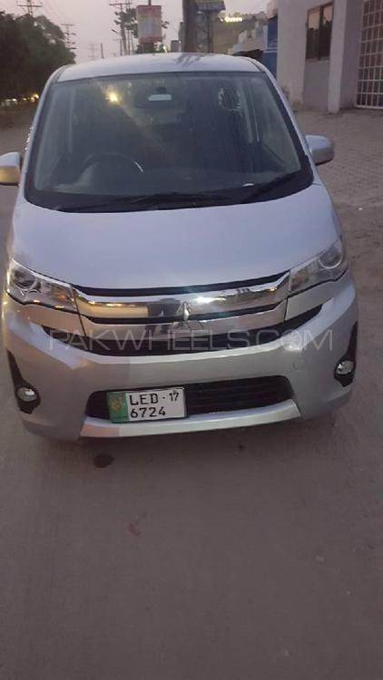 Mitsubishi Ek Wagon G Safety Package 2014 Image-1