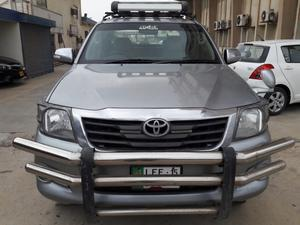 Vigo Cars - Toyota Hilux Vigo Champ for sale in Pakistan